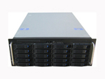 Luxriot Dual Xeon RAID6 HOT SWAP SERVER 56TB