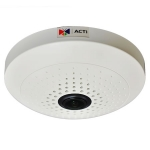 Acti B54 5MP Indoor Fisheye Dome with D/N, Basic W