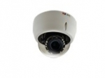 Acti E621 1.3MP Indoor Zoom Dome with D/N, Adaptiv