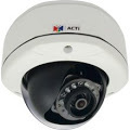 Acti E74A 3MP Outdoor Dome with D/N, IR