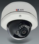 Acti D71A 1MP Outdoor Dome with D/N, IR